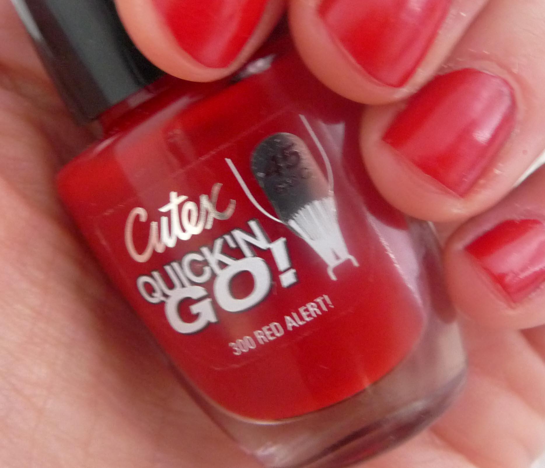 Love: Cutex Nail Polish | Sew Bake Love