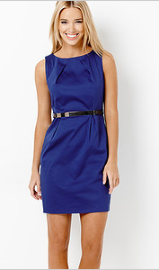 - This Hot Options target dress is such a vibrant colour and I just love a tulip dress (or skirt). LINK -