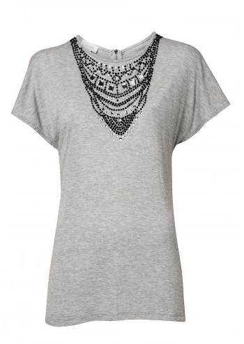 - Witchery Neck Detail Top $89.95 -