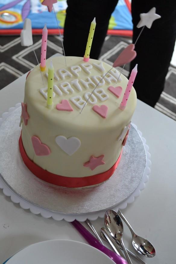 - THE cake -