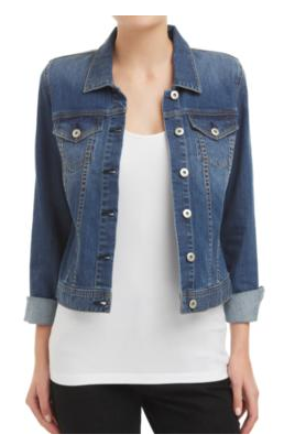 - Sussan Lady Denim Jacket $99.95 -