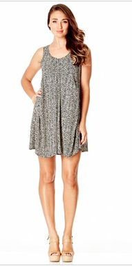 - Katies Monotone Tunic Dress $49.95 -